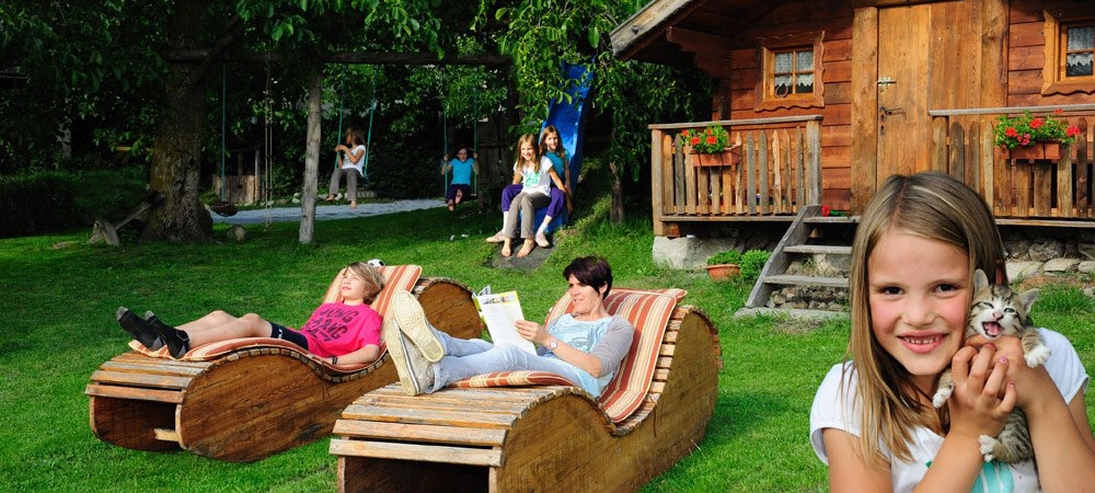 Children's Holiday Farm – South Tyrol