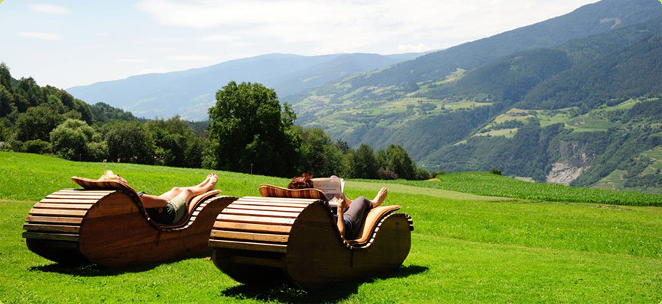 Your summer holiday at the farm in South Tyrol: enjoy your relax time!