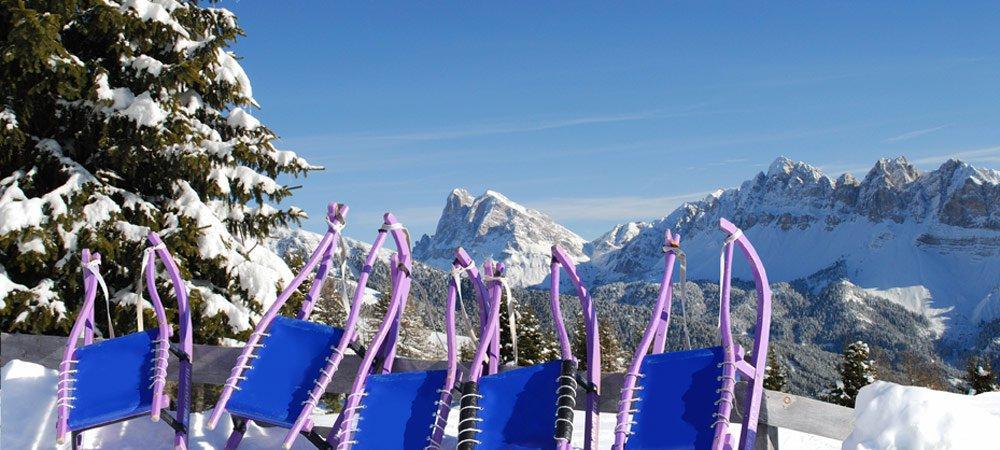 Rund um das Skigebiet Brixen / Plose: Ideal für Naturliebhaber und Erholungsuchende