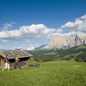 Via panoramica delle Dolomiti