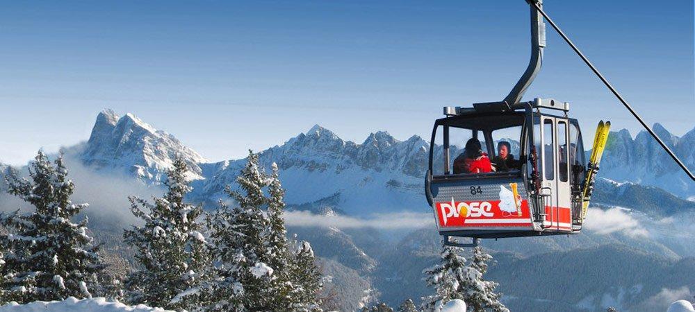 Ihr Winterurlaub auf dem Bauernhof: Herzlich willkommen im Skigebiet Brixen / Plose!